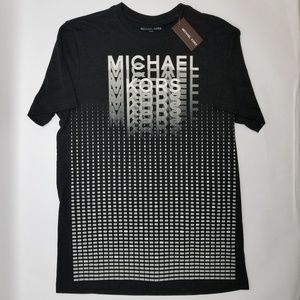 Michael Kors Mens Small Spring Tee Shirt